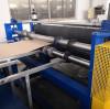 Paper board laminating machine