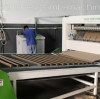 Two Layers Paper Honeycomb Core Making Machine Successfully Run In Customer Factory