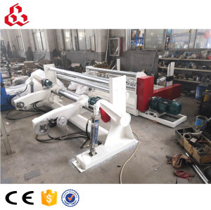 FJQ-1600 paper slitter and rewinder