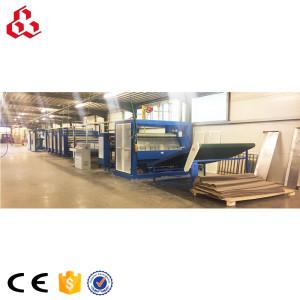 paper honeycomb core production line