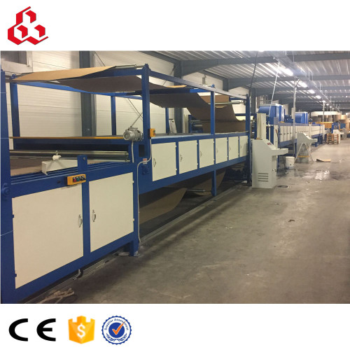 honeycomb paper pallet machine