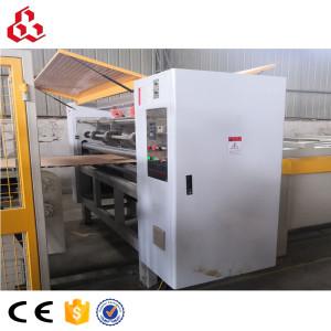 Honeycomb panel slitting machine