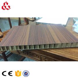 Honeycomb paper panel