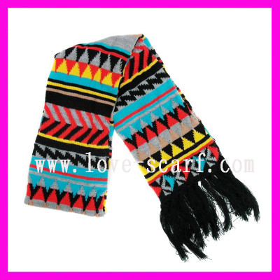 Fashion Hand Knitted Scarf