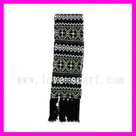 Fashion Hand Knitting Scarf