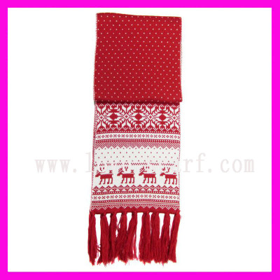 Thick Double Face Scarf