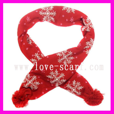 Knit Scarf for Ladies