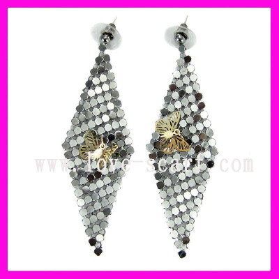 Fashion Sequins Earring