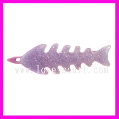 Fish Hair Clip