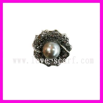 Ladies Metal Ring