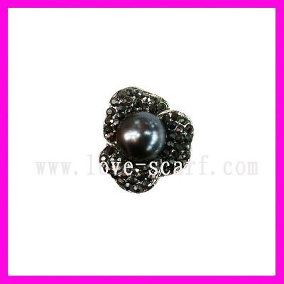 Fashion Ladies Metal Ring