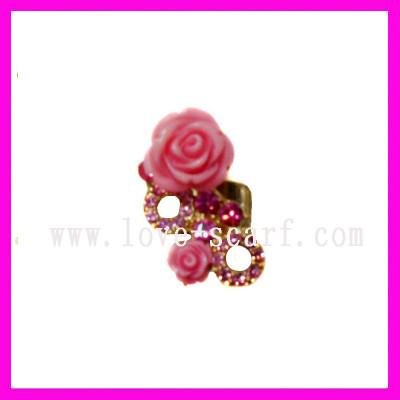 New Fashion Flower Ring