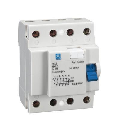 Magenitic circuit breaker switch