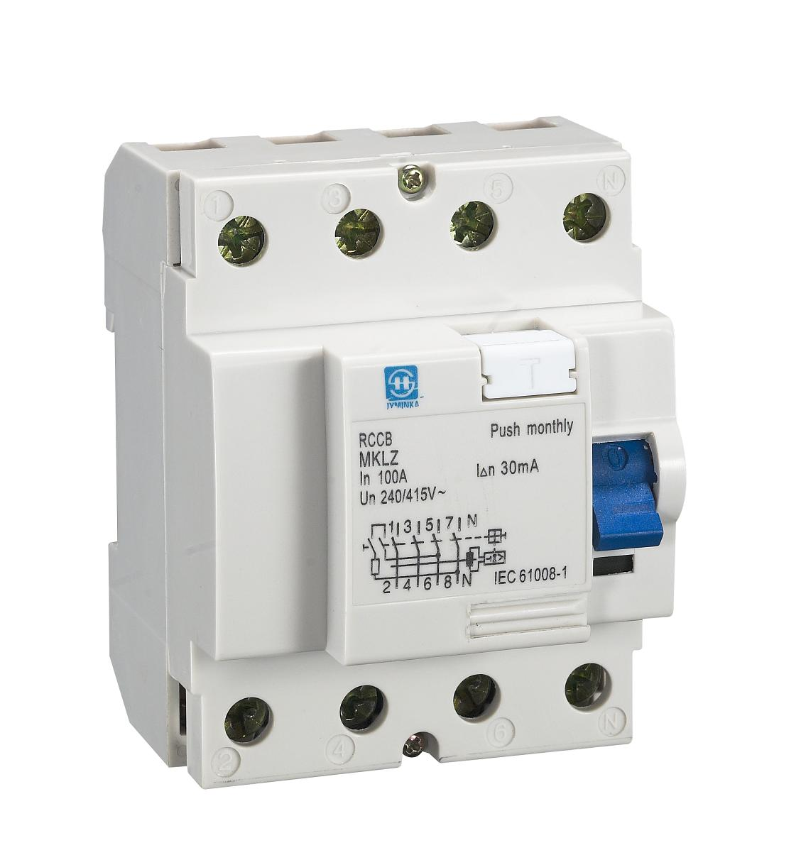 Residual Current Device : Magenitic residual current device buy china circuit