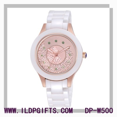 Ceramic watch custom brand