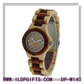 Pure Wood watch for lady