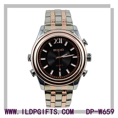 Quartz Watch with Video function