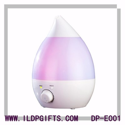 ultrasonic humidifier Tear-drop shape