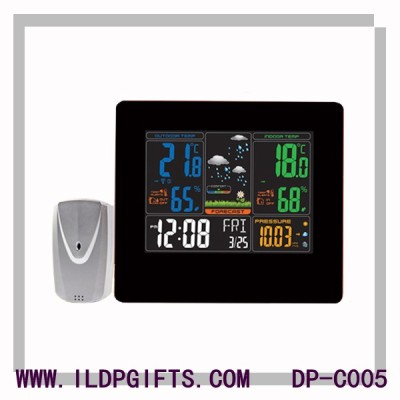 Multifunctional digital table clock