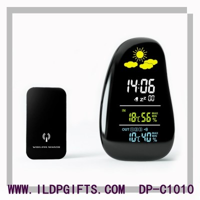 Pebble Weather Clock