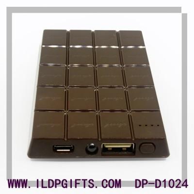 3,300mAh chocolate Power Bank