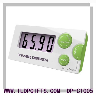 LED display kitchen timer