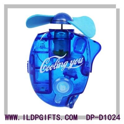 Mini spray cooling you fan