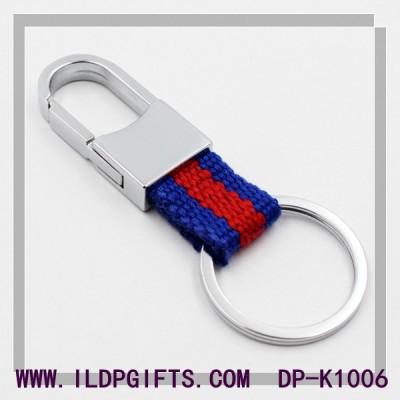 Hot sale nylon key ring