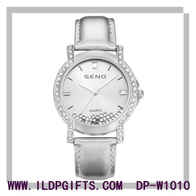 Lady Watch with Diamond for gift