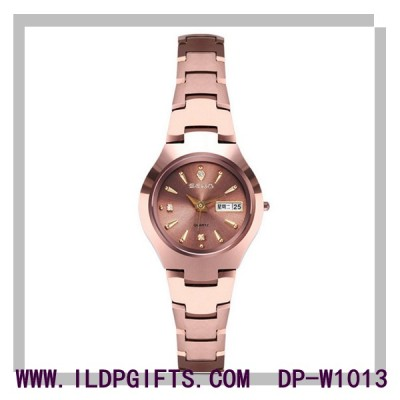 Luxurious Steel Watch For Lover