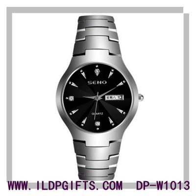 Business Gift Calendar Steel Watch