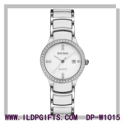 2017 Diamond Ceramic Lady Watch