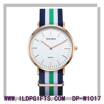 DW Style Nylon Strap Watch