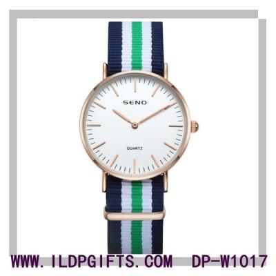 Custom Brand Nylon Belt Watch
