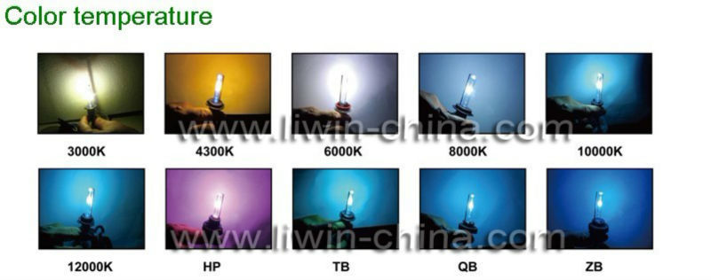 2012 High Quality HID Xenon Bulb