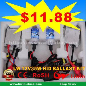 2013 promotion hid xenon kit 12v 35w slim ballast kit