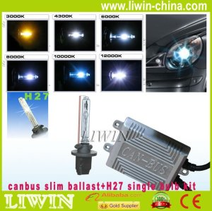 canbus slim ballast H27 single bulb kit