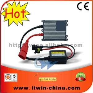 中国の高品質hidバラスト12v35w55wsilm工場