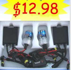 See larger image HID Xenon Light for HID Xenon Conversion Kit