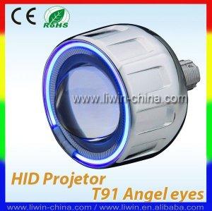 venda quente da motocicleta hid projetor lente
