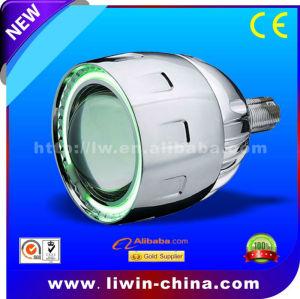 Venda direta da fábrica do carro a luz do projetor bi- xenon projetor lente