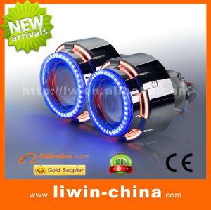 2013 venda quente bi- xenon projetor lente 12c-led