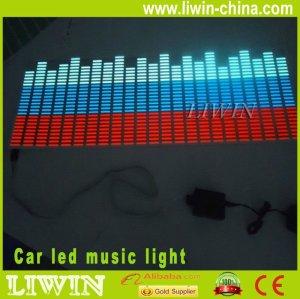 venda quente do som à luz controlador led música ritmo leve