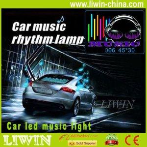 auto car sound control music light led Music Rhythm Light