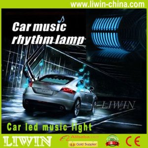 mais quentes vender carro diodo emissor de luz de música