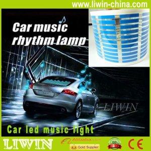 New designed equlizer el music rhythm light