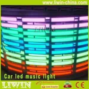 hot selling Auto car led light music box led music sensor light