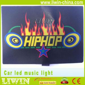 musical fantasy light car music rhythm light