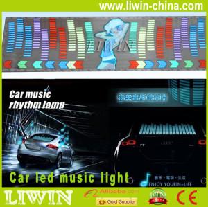 Hot sell car music rhythm lamp