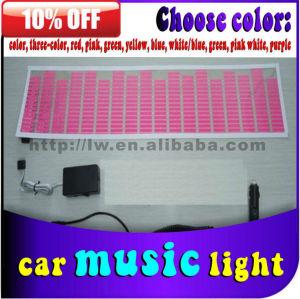 2013 50% discount off hot sale DC 12v car music light
